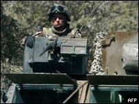 دورية للناتو في كابول