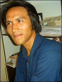 Afghan archaeologist, Reza Hosseini