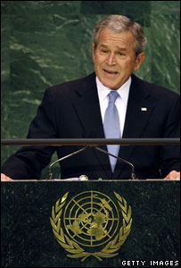 President Bush (Getty Images)