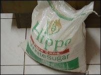 Zimbabwean sugar