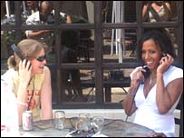 Kate Wilson interviews Kelly Holmes