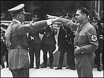 Hitler and Hess