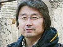 Japanese journalist Kenji Nagai