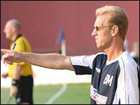 York manager Billy McEwan