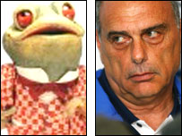 Toad of Toad Hall and Avram Grant