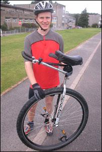 Sam Wakeling (picture: Aberystwyth University)