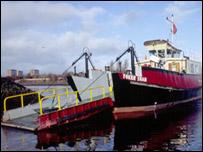 Renfrew - Yoker ferry