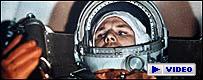 Yuri Gagarin, primer hombre al espacio
