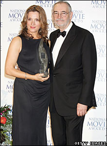 Barbara Broccoli and Michael G Wilson