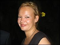 Leire Pajin, secretaria de Estado para la Cooperación Internacional de España