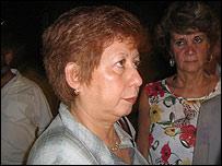 Marta Loma, ministra de Inversiones Extranjeras de Cuba
