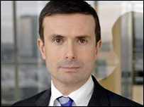 Robert Peston, BBC business editor