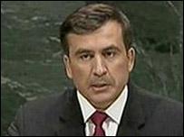 Mikhail Saakshvili