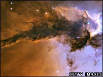Stellar Spire (NASA/GoogleSky)