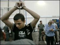 سجن كيتزيوت جنوبي اسرائيل