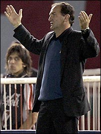 Former Botafago manager Cuca