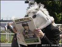 Copy of the Racing Post