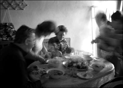 antoinette's family