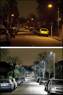 Street lighting (Image: Philips)