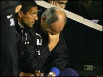 Tottenham boss Martin Jol