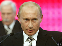 Vladimir Putin - 1/10/2007