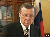 Prime Minister Viktor Zubkov - 1/10/2007