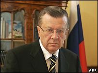 Prime Minister Viktor Zubkov - 1/10/2007
