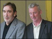 Thomas McAnea and John McGregor