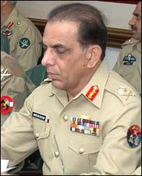 Gen Ashfaq Pervez Kiani