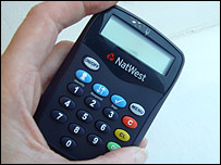 The new NatWest card reader