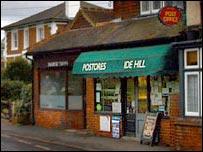 Ide Hill Postores, near Sevenoaks, Kent