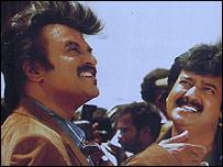 Tamil film scene