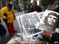 Afiches del Che Guevara