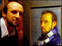 Joseph Galvin and portrait