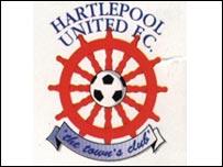 Hartlepool United badge