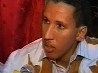 Mohamed Lemine Ould Sidi Mohamed (Screen grab from Al-Alam TV)