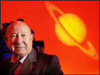 Alexei Leonov - the first man to walk in space