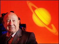 Alexei Leonov - the first man to walk in space
