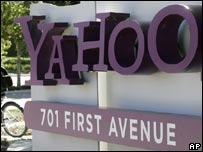 Yahoo's headquarters