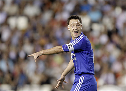 John Terry, Chelsea captain