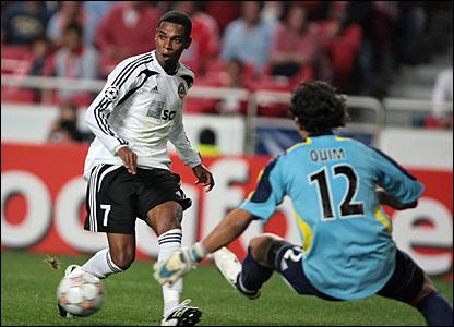 Fernadinho, Shaktar Donetsk; Quim, Benfica