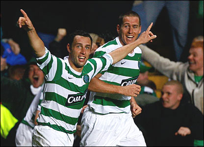 Scott McDonald, Celtic