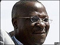 Joshua Dariye former Plateau state governor