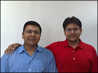 Rajat and Jayant Agarwalla