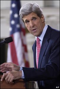 John Kerry (Image: AP)