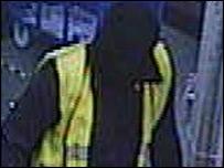 Robber nicknamed Hi Viz