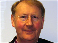 The Bishop of Exeter, Michael Langrish