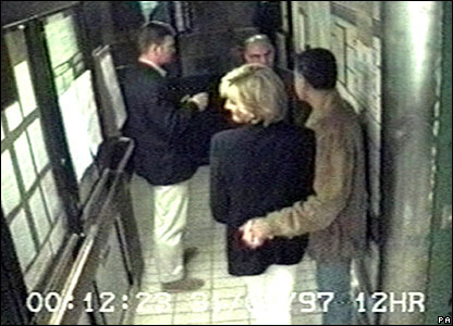 CCTV still of Diana and Dodi in Paris' Ritz hotel released to inquest on 4 October