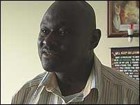 Emmanuel Blango