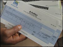 Fake cheques seized in Nigeria